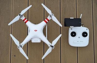 大疆精灵3标准版(Phantom3 standard)上手体验 多机型相机对比