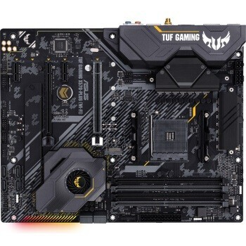 华硕 (ASUS) TUF GAMING X570-PLUS 主板板载WIFI支持3600X/3700X/3800X/3900X