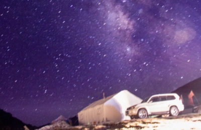 怎样才能拍摄出一幅干净漂亮的星空图~?