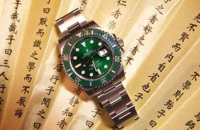 腕间的翡翠,那一朵绿精灵