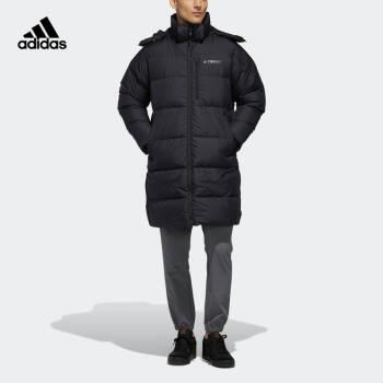 阿迪達斯官網 adidas XPLR A DWN PARK 男裝冬季戶外羽絨服EH4983 如圖 L