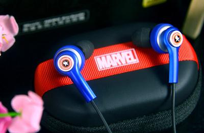 漫威迷必入的耳机——dawnwood 晨木GT-36耳机漫威美队版体验
