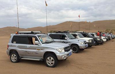 两驱猎豹飞腾,在新疆还可以这么玩!