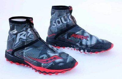 ArcticGrip Adventure:Saucony RAZOR ICE冰雪越野跑鞋初测