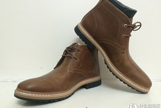 Timberland 添柏岚 West Haven Plain Toe Chukka 男靴 开箱