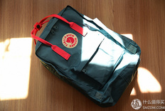 晒晒我的北极狐 Fjallraven Kanken Laptop 双肩背包