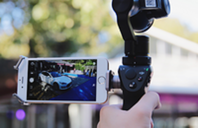 视频: DJI Osmo Hands-on Review