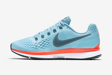 Nike Air Zoom Pegasus 34跑步鞋