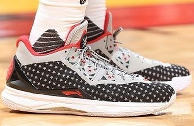 必须要说的LI-NING Way of Wade 4