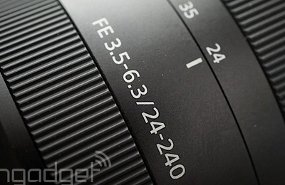 Sony FE 24-240mm OSS 实拍体验