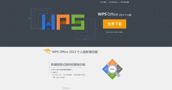办公软件你用Office还是WPS 很赞