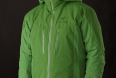 最强户外棉服 ARCTERYX Fission SV Jacket