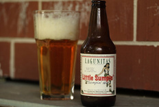 Little sumpin sumpin ale